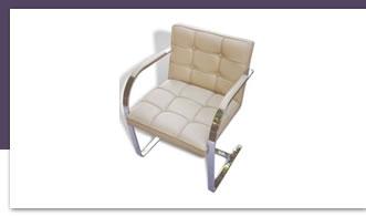 Cadeira BRNO CapitonÍ