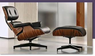Poltrona Charles e Eames